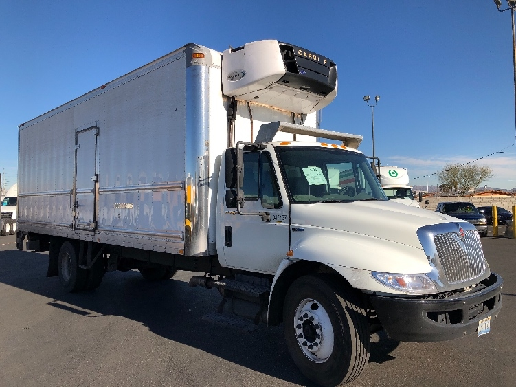 Reefer Truck-Light and Medium Duty Trucks-International-2013-4300-LAS VEGAS-NV-109,373 miles-$36,250