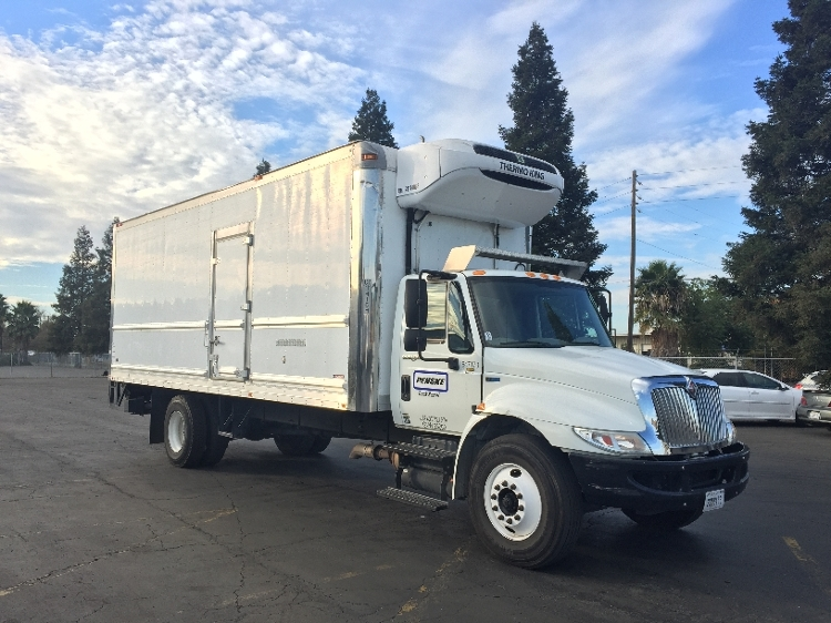 Reefer Truck-Specialized Equipment-International-2013-4300-WEST SACRAMENTO-CA-91,542 miles-$54,750