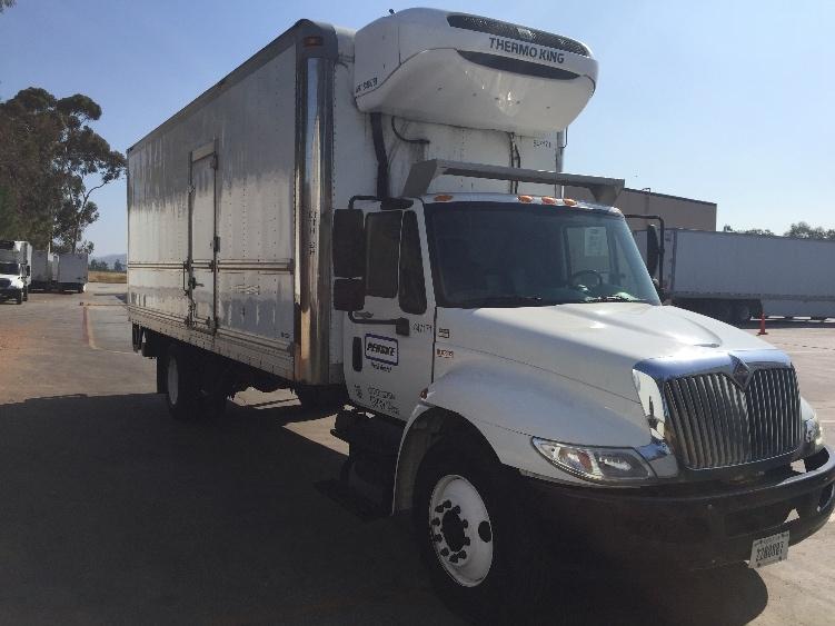 Reefer Truck-Light and Medium Duty Trucks-International-2013-4300-TORRANCE-CA-93,239 miles-$48,000