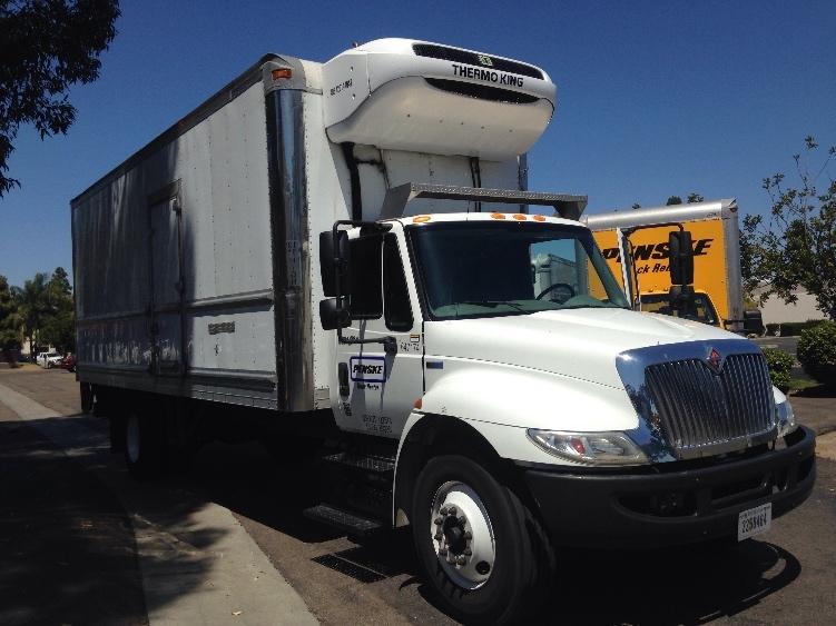 Reefer Truck-Light and Medium Duty Trucks-International-2013-4300-TORRANCE-CA-118,944 miles-$45,000