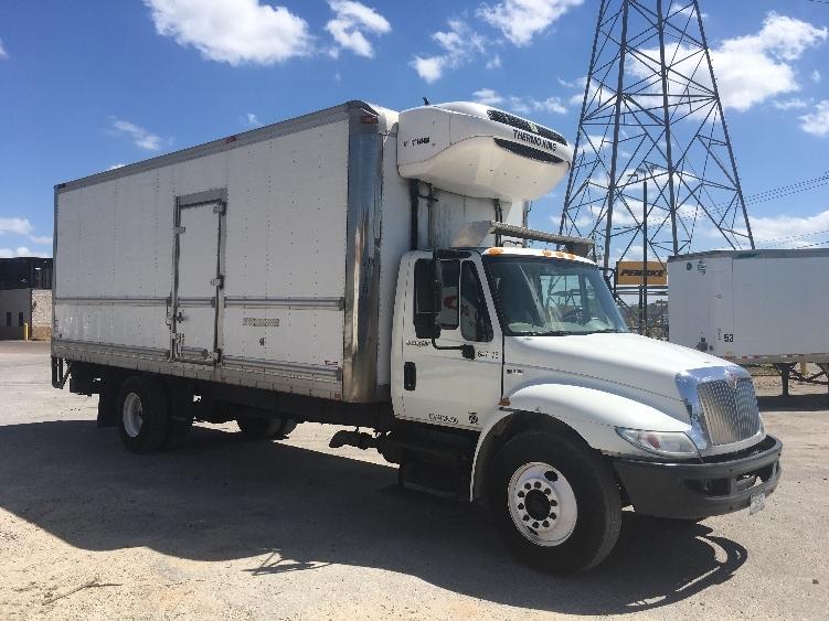 Reefer Truck-Light and Medium Duty Trucks-International-2013-4300-HOUSTON-TX-134,294 miles-$41,750