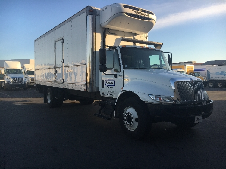 Reefer Truck-Specialized Equipment-International-2013-4300-MONTEBELLO-CA-115,456 miles-$55,750