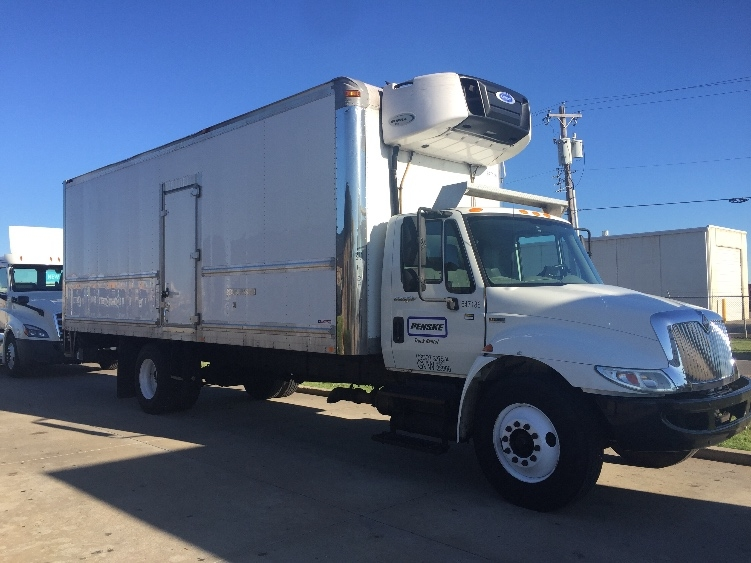 Reefer Truck-Light and Medium Duty Trucks-International-2013-4300-WICHITA-KS-126,185 miles-$41,500