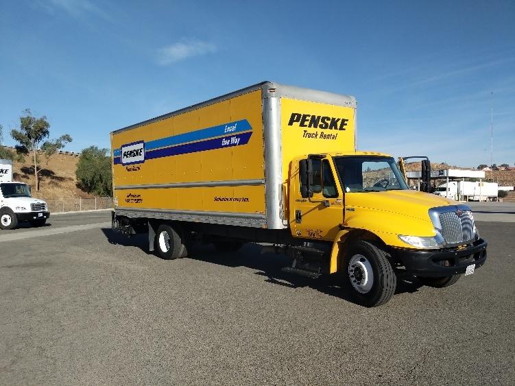 Medium Duty Box Truck-Specialized Equipment-International-2013-4300-ONTARIO-CA-143,726 miles-$40,750