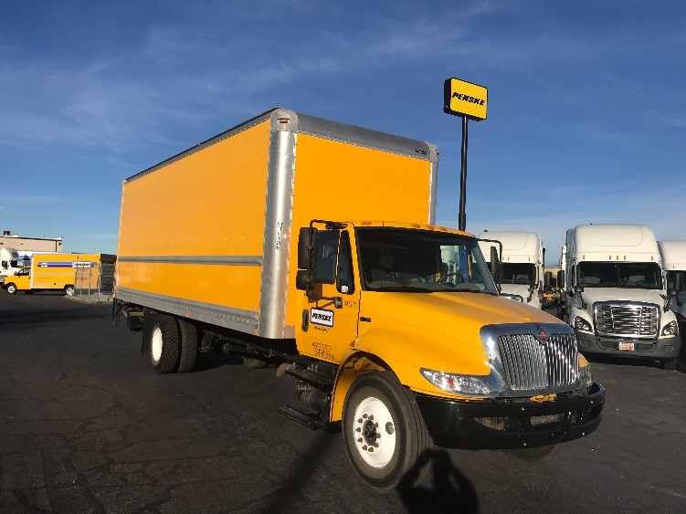 Medium Duty Box Truck-Light and Medium Duty Trucks-International-2013-4300-WEST VALLEY CITY-UT-93,114 miles-$34,750