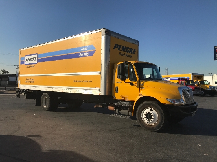 Medium Duty Box Truck-Light and Medium Duty Trucks-International-2013-4300-TORRANCE-CA-137,939 miles-$22,750