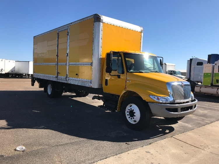 Medium Duty Box Truck-Light and Medium Duty Trucks-International-2013-4300-RICHLAND-MS-236,058 miles-$30,750