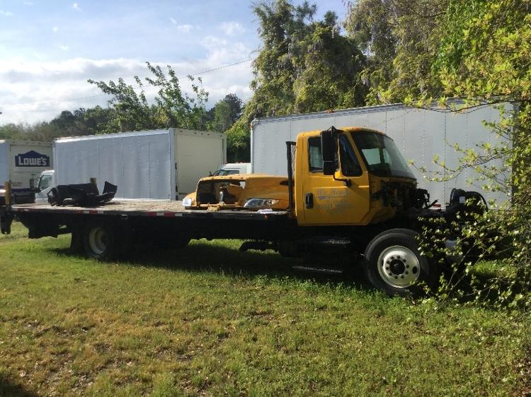 Medium Duty Box Truck-Light and Medium Duty Trucks-International-2013-4300-KENT-WA-147,026 miles-$26,250