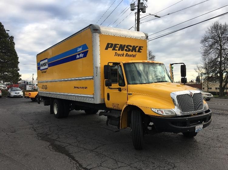 Medium Duty Box Truck-Light and Medium Duty Trucks-International-2013-4300-TACOMA-WA-136,167 miles-$39,250