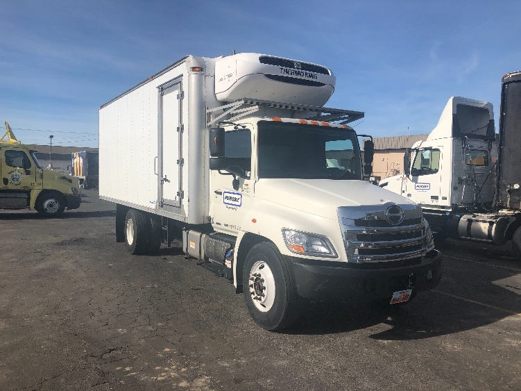 Reefer Truck-Light and Medium Duty Trucks-Hino-2013-268-BOISE-ID-176,984 miles-$39,250
