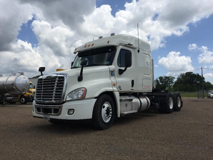 Sleeper Tractor-Heavy Duty Tractors-Freightliner-2012-Cascadia 12564ST-LAFAYETTE-LA-287,997 miles-$53,750