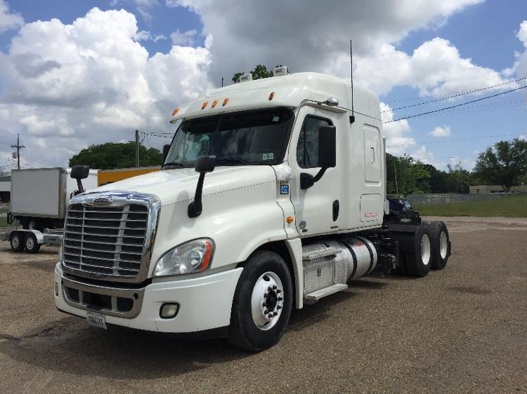 Sleeper Tractor-Heavy Duty Tractors-Freightliner-2012-Cascadia 12564ST-LAFAYETTE-LA-208,556 miles-$52,500