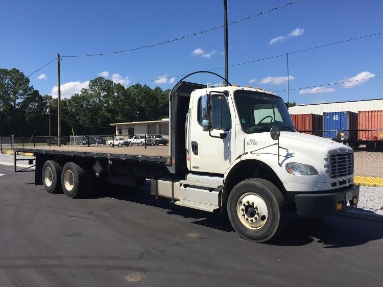 Flatbed Truck-Light and Medium Duty Trucks-Freightliner-2012-M2-MOBILE-AL-240,463 miles-$47,000