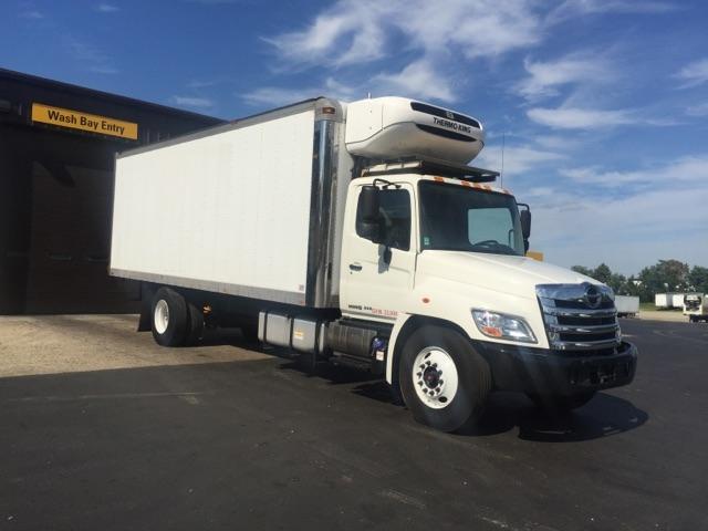 Reefer Truck-Light and Medium Duty Trucks-Hino-2013-338-PENNSAUKEN-NJ-215,032 miles-$34,750