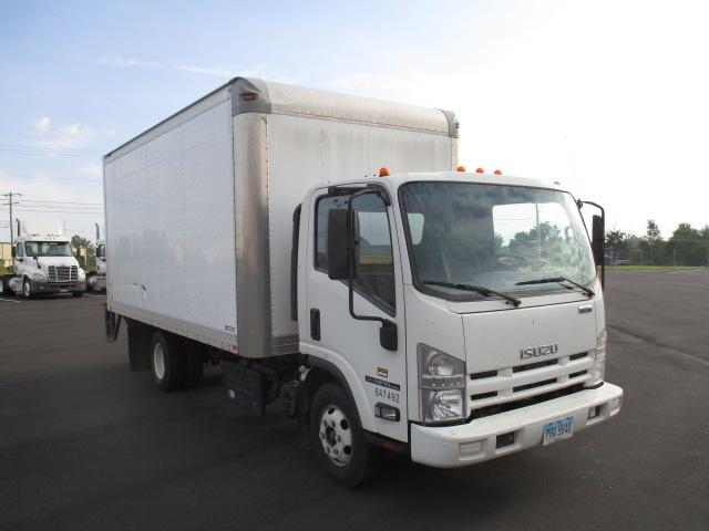 Medium Duty Box Truck-Light and Medium Duty Trucks-Isuzu-2012-NPR-CANTON-OH-89,790 miles-$24,750