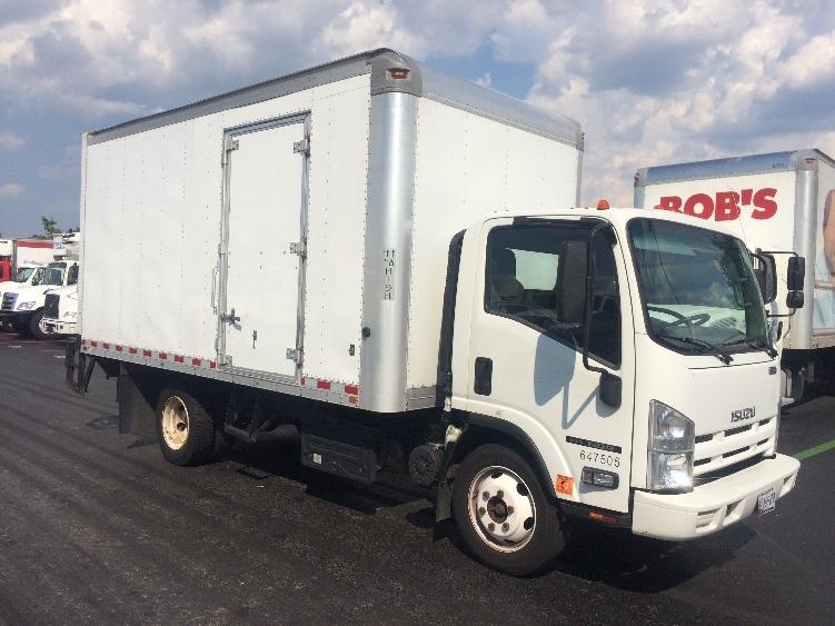 Medium Duty Box Truck-Light and Medium Duty Trucks-Isuzu-2012-NQR-BALTIMORE-MD-193,827 miles-$23,250