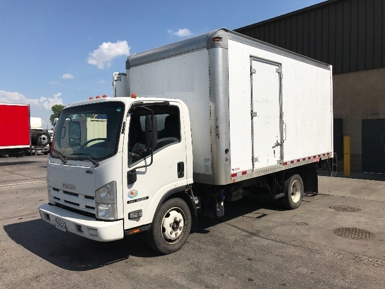 Medium Duty Box Truck-Light and Medium Duty Trucks-Isuzu-2012-NQR-LENEXA-KS-261,241 miles-$15,000