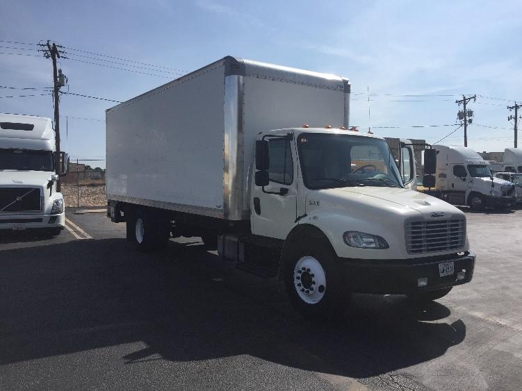 Medium Duty Box Truck-Light and Medium Duty Trucks-Freightliner-2014-M2-EL PASO-TX-86,853 miles-$49,500