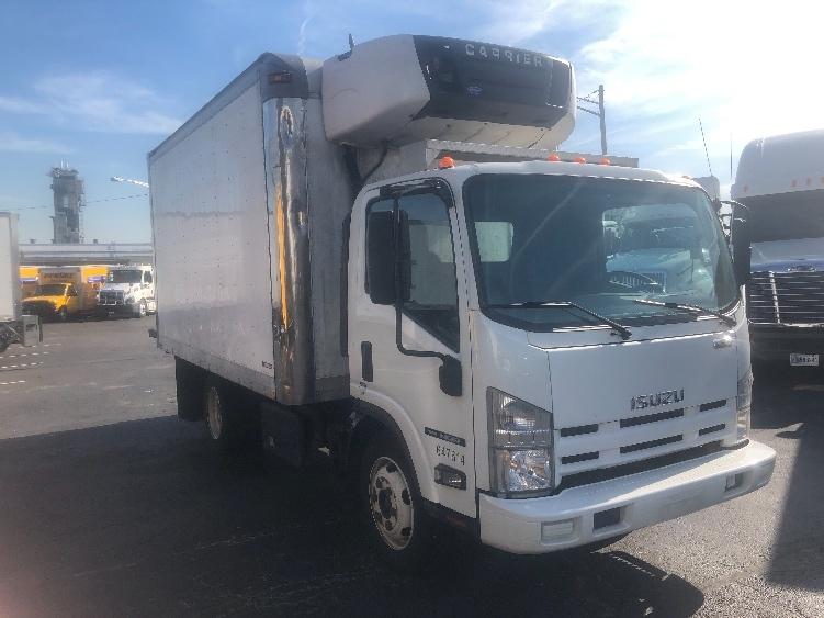 Reefer Truck-Light and Medium Duty Trucks-Isuzu-2012-NQR-BALTIMORE-MD-132,224 miles-$31,500