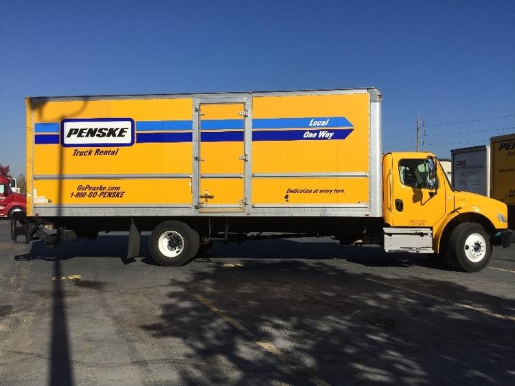 Medium Duty Box Truck-Light and Medium Duty Trucks-Freightliner-2013-M2-ATLANTA-GA-141,736 miles-$42,250
