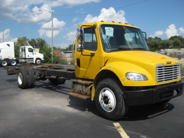 Medium Duty Box Truck-Light and Medium Duty Trucks-Freightliner-2013-M2-HUNTINGTON-WV-221,018 miles-$37,500