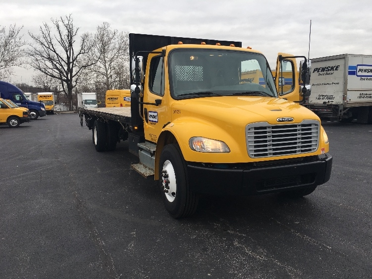 Flatbed Truck-Light and Medium Duty Trucks-Freightliner-2013-M2-KING OF PRUSSIA-PA-148,207 miles-$35,000