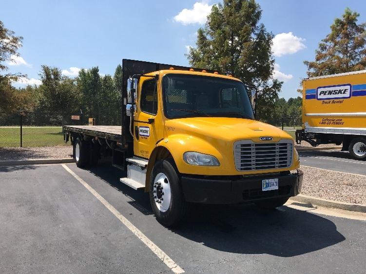 Flatbed Truck-Light and Medium Duty Trucks-Freightliner-2013-M2-AUGUSTA-GA-142,818 miles-$47,500