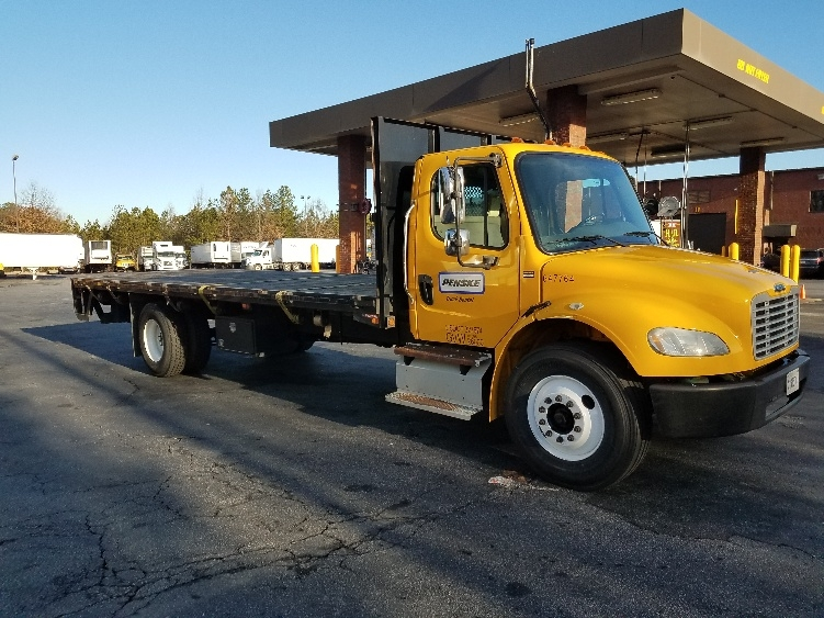 Flatbed Truck-Light and Medium Duty Trucks-Freightliner-2013-M2-DOTHAN-AL-232,899 miles-$37,500