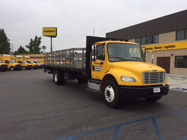 Used Light And Medium Duty Trucks Trucks In Ca For Sale Penske