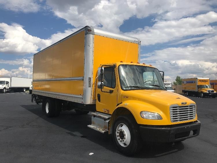 Medium Duty Box Truck-Light and Medium Duty Trucks-Freightliner-2013-M2-COLORADO SPRINGS-CO-193,120 miles-$40,000