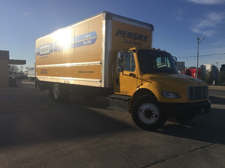 Medium Duty Box Truck-Light and Medium Duty Trucks-Freightliner-2013-M2-OKLAHOMA CITY-OK-202,610 miles-$34,250
