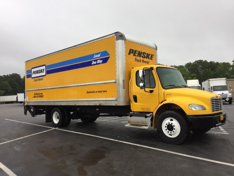 Medium Duty Box Truck-Light and Medium Duty Trucks-Freightliner-2013-M2-LITTLE ROCK-AR-265,051 miles-$27,250