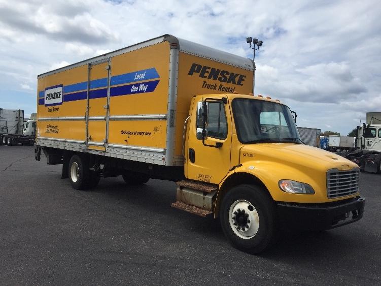 Medium Duty Box Truck-Light and Medium Duty Trucks-Freightliner-2013-M2-ROSEVILLE-MN-168,854 miles-$33,750
