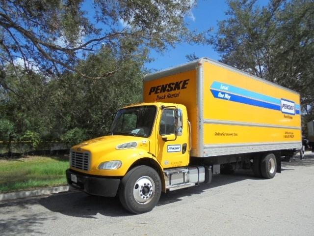 Medium Duty Box Truck-Light and Medium Duty Trucks-Freightliner-2013-M2-ATLANTA-GA-144,686 miles-$46,500