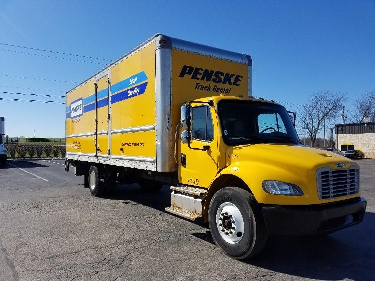 Medium Duty Box Truck-Light and Medium Duty Trucks-Freightliner-2013-M2-LOUISVILLE-KY-255,284 miles-$36,750