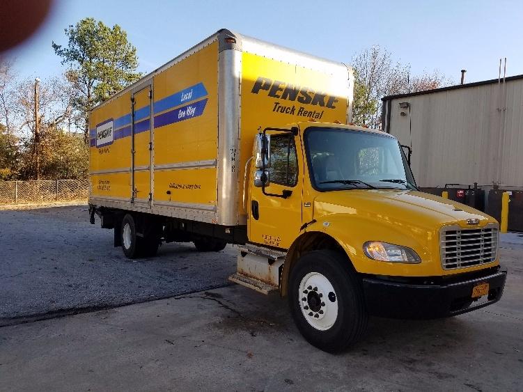Medium Duty Box Truck-Light and Medium Duty Trucks-Freightliner-2013-M2-EARTH CITY-MO-166,561 miles-$37,250