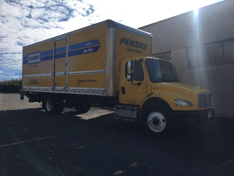Medium Duty Box Truck-Light and Medium Duty Trucks-Freightliner-2013-M2-WATERBURY-CT-121,933 miles-$39,250