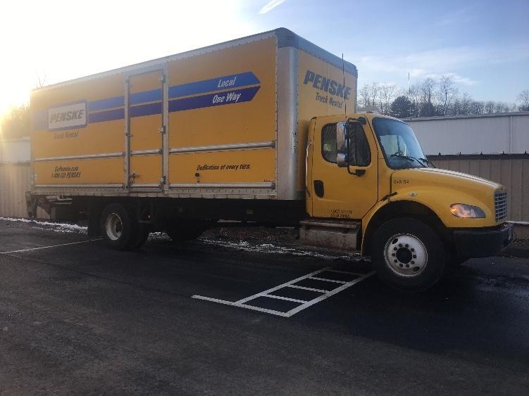 Medium Duty Box Truck-Light and Medium Duty Trucks-Freightliner-2013-M2-WATERBURY-CT-177,550 miles-$29,250