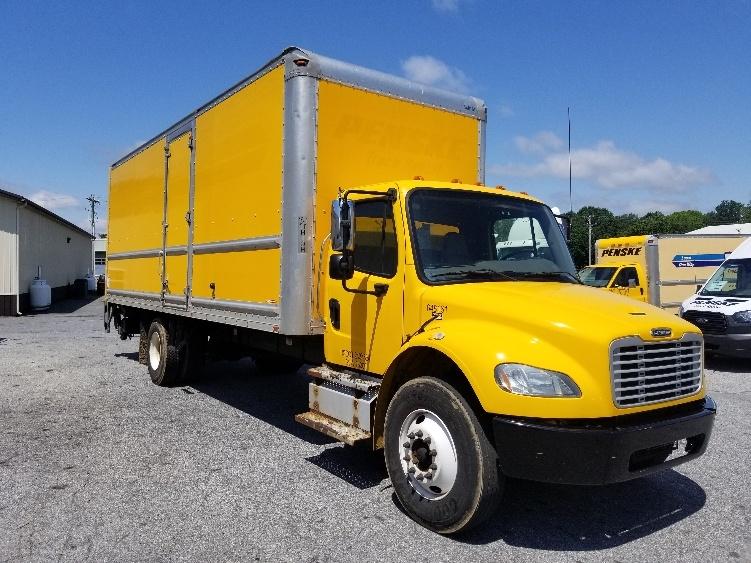 Medium Duty Box Truck-Light and Medium Duty Trucks-Freightliner-2013-M2-MILFORD-DE-126,612 miles-$38,500