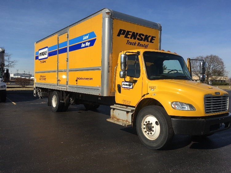 Medium Duty Box Truck-Light and Medium Duty Trucks-Freightliner-2013-M2-NEW CASTLE-DE-194,868 miles-$36,250