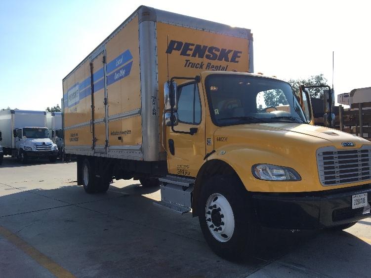 Medium Duty Box Truck-Light and Medium Duty Trucks-Freightliner-2013-M2-WEST VALLEY CITY-UT-145,676 miles-$44,250