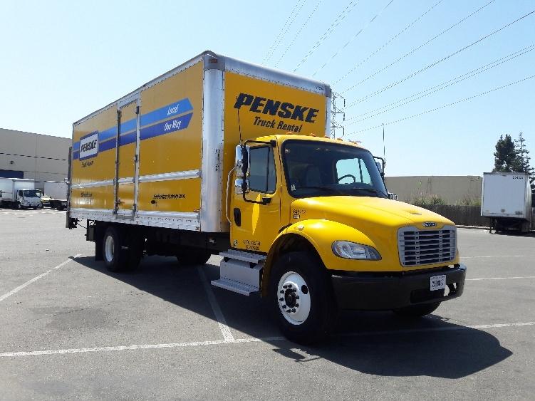 Medium Duty Box Truck-Light and Medium Duty Trucks-Freightliner-2013-M2-SAN LEANDRO-CA-101,412 miles-$48,750