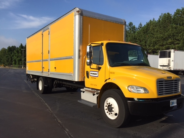 Medium Duty Box Truck-Light and Medium Duty Trucks-Freightliner-2013-M2-ATLANTA-GA-125,404 miles-$46,000