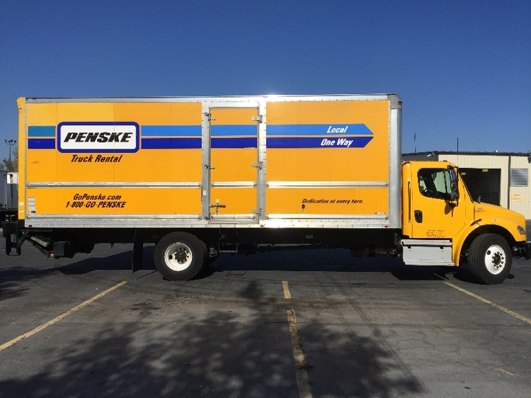 Medium Duty Box Truck-Light and Medium Duty Trucks-Freightliner-2013-M2-RALEIGH-NC-172,165 miles-$43,500