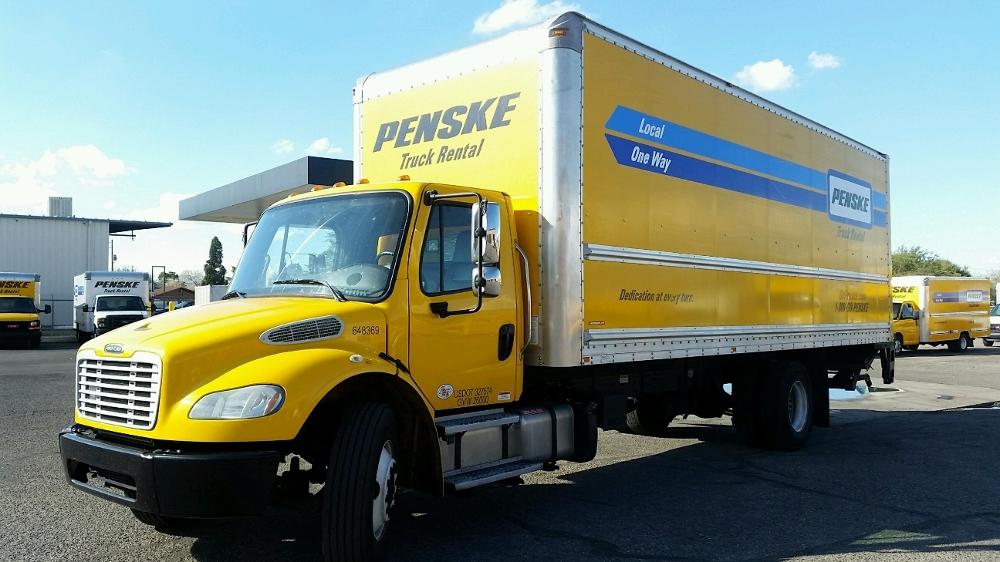 Medium Duty Box Truck-Light and Medium Duty Trucks-Freightliner-2013-M2-TUCSON-AZ-229,333 miles-$40,250