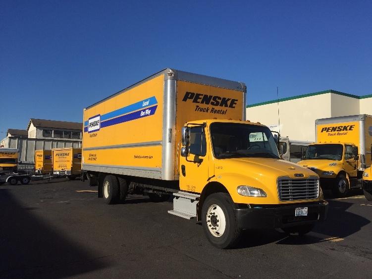 Medium Duty Box Truck-Light and Medium Duty Trucks-Freightliner-2013-M2-SEATTLE-WA-145,440 miles-$49,250