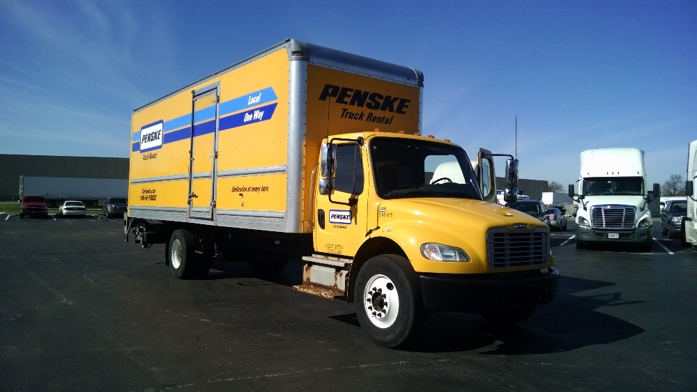 Medium Duty Box Truck-Light and Medium Duty Trucks-Freightliner-2013-M2-LOUISVILLE-KY-227,093 miles-$40,250