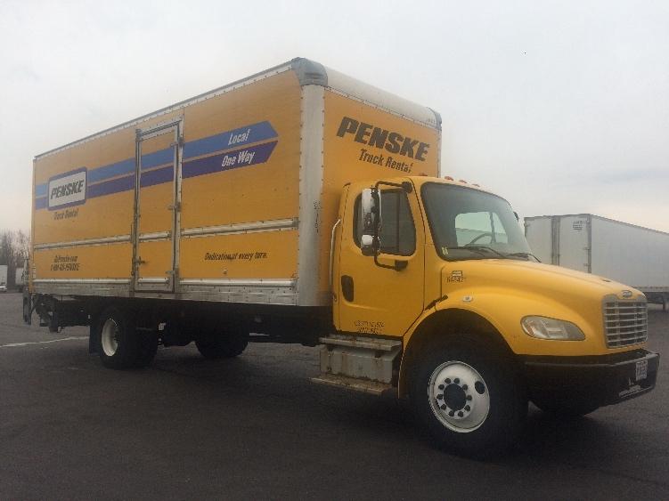 Medium Duty Box Truck-Light and Medium Duty Trucks-Freightliner-2013-M2-ERLANGER-KY-207,147 miles-$32,000