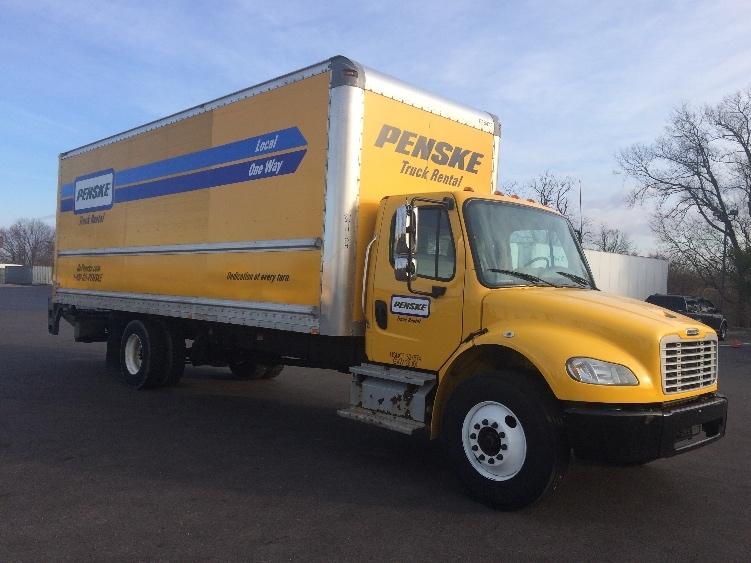 Medium Duty Box Truck-Light and Medium Duty Trucks-Freightliner-2013-M2-MILFORD-DE-200,418 miles-$39,750