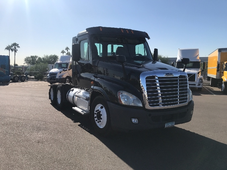 Day Cab Tractor-Heavy Duty Tractors-Freightliner-2013-Cascadia 12564ST-PHOENIX-AZ-275,441 miles-$37,750